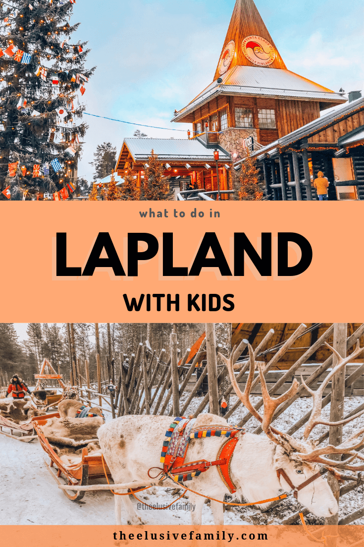 Lapland with kids can be an amazing experience! If you are planning your lapland trip, our lapland experience can help! Read on to find out details on how to get there what activities we recommend, and more!