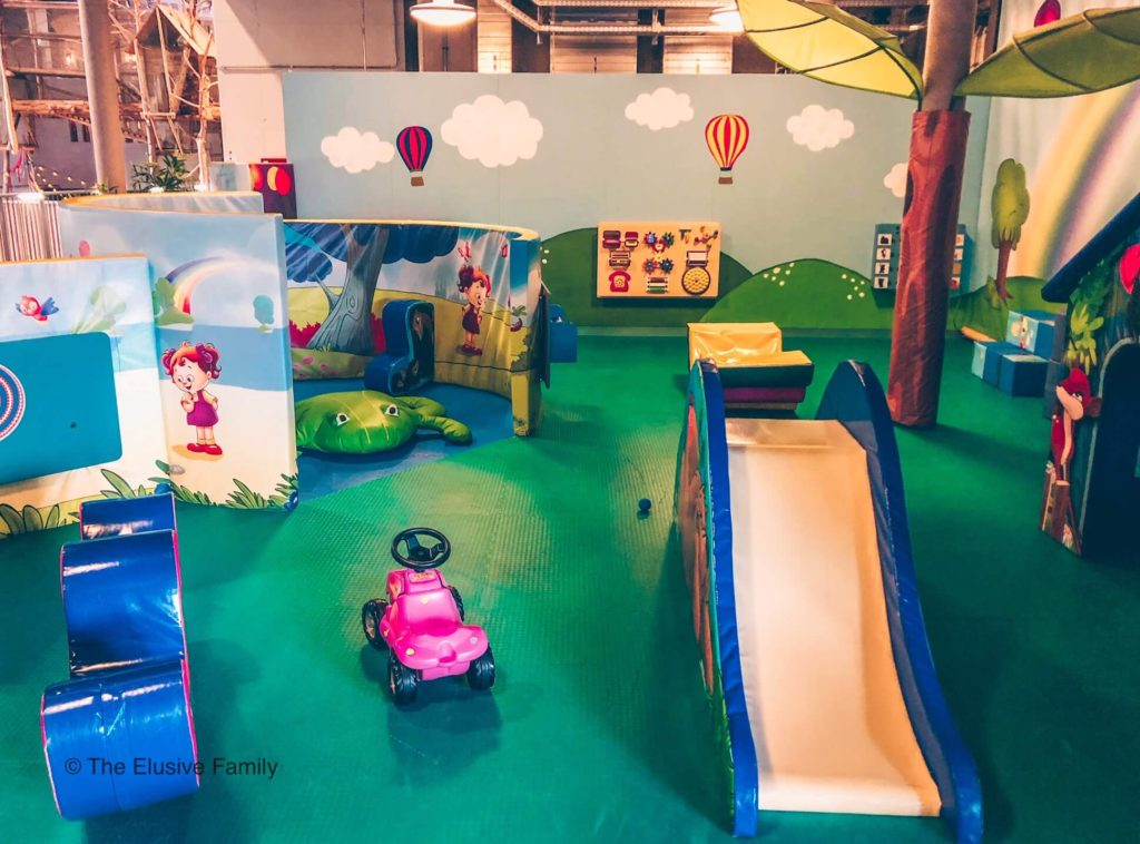 Sensapolis-Baby and Little Kids Play Area