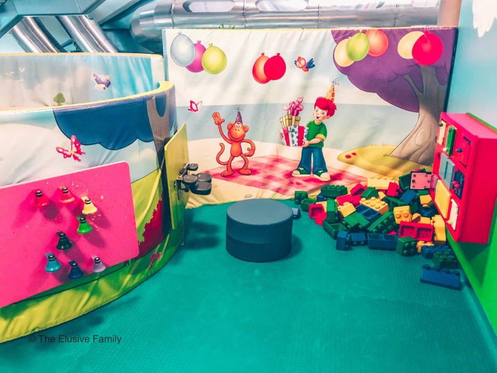 Sensapolis-Lego Area