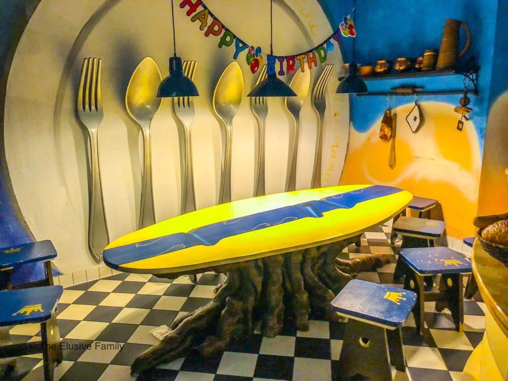 Sensapolis-Magic Kitchen Party Room