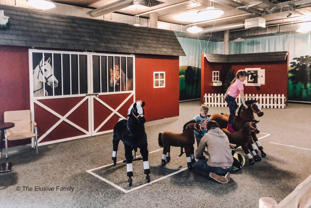 Sensapolis-Ponycycle Ranch #theelusivefamily