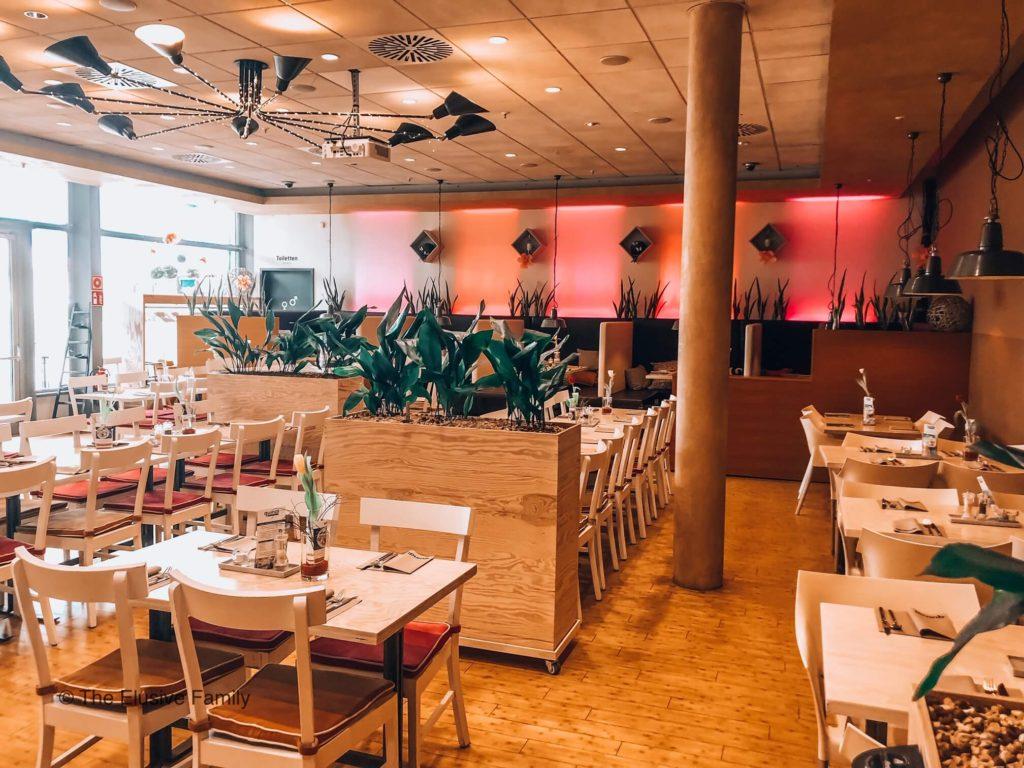 Sensapolis-Quindi Restaurant