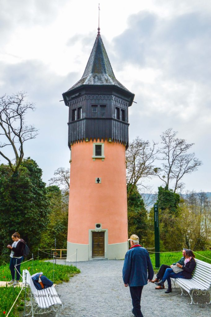 Mainau Sweden's Tower
