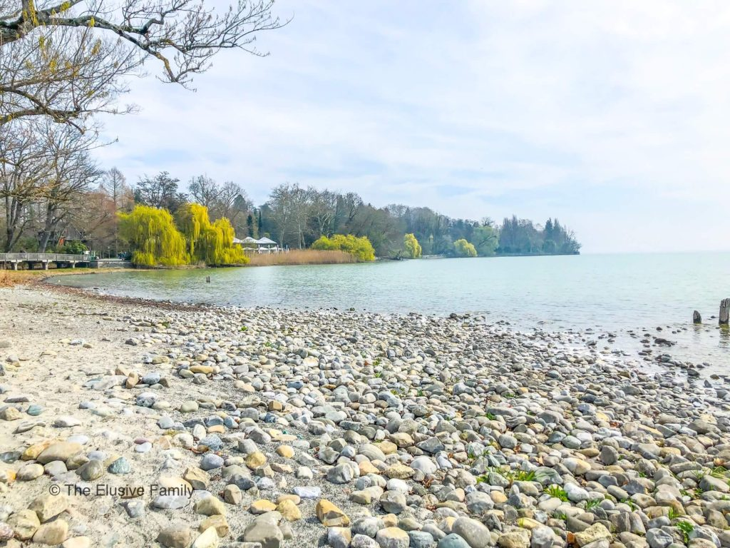 Mainau Pebbled Beach