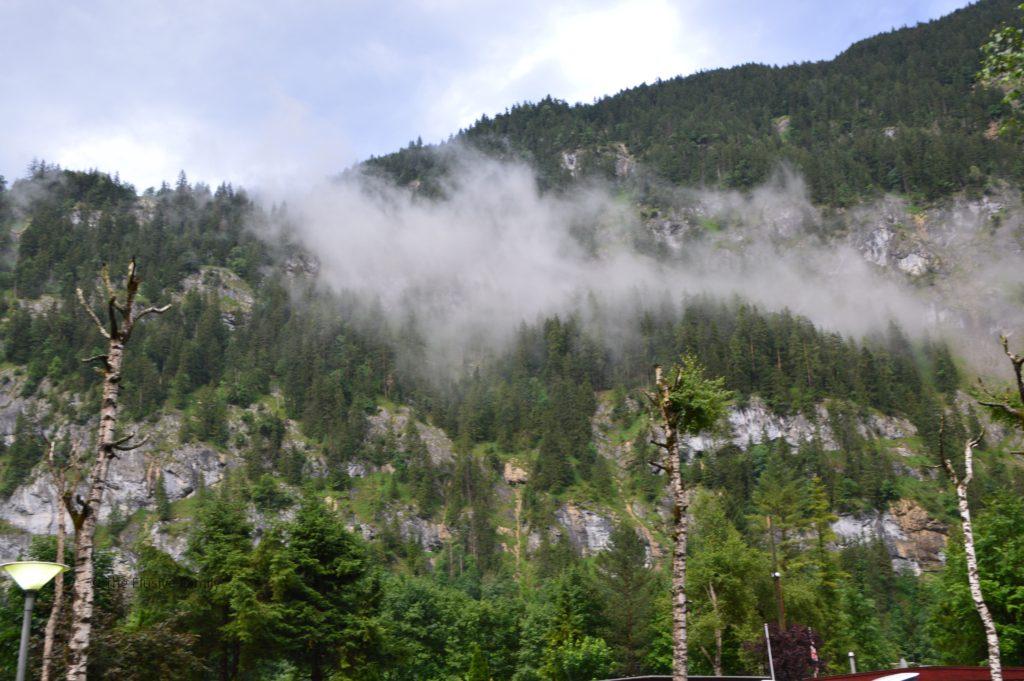 Weather in Lauterbrunnen