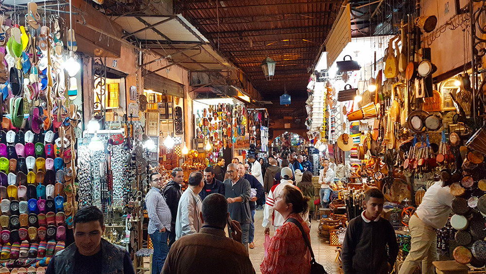 Guide to Marrakech- Avoiding Locals as Tour Guides