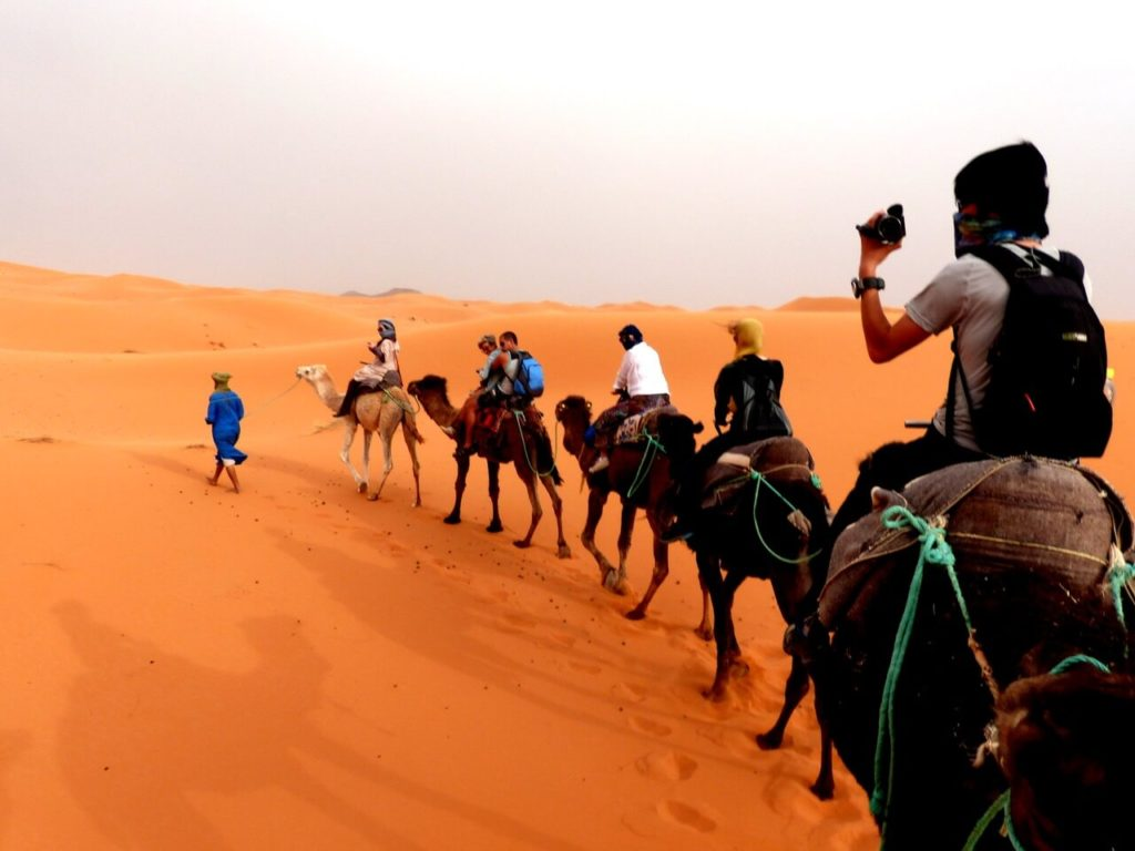 A Sahara Tour is one of the best ways to experience Moroccan culture if visiting Marrakech, Morocco