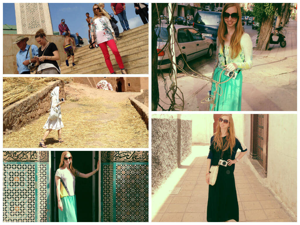 What to Wear in Marrakech, Morocco