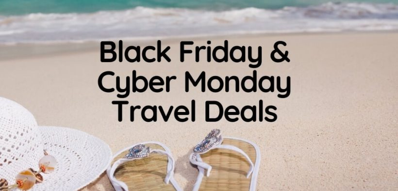 Black Friday & Cyber Monday Travel Gear, Deals & More