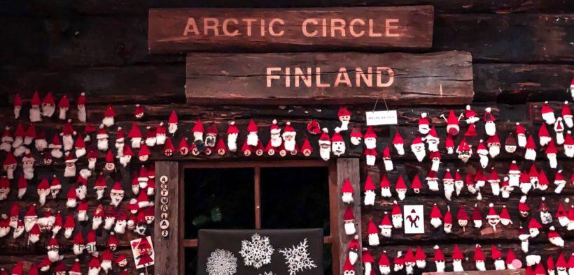 Santa Park Christmas Theme Park Lapland Finland